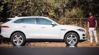 Jaguar F Pace - Part 1 - Thank You For 500K | Faisal Khan