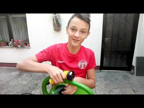 gartenschlauch flexibel youtube. Black Bedroom Furniture Sets. Home Design Ideas