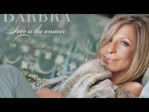 Barbra Streisand with Elvis Presley - Love Me Tender
