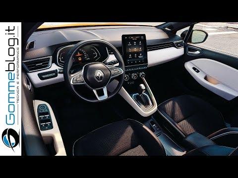 2019 Renault Clio 5 Interior Youtube