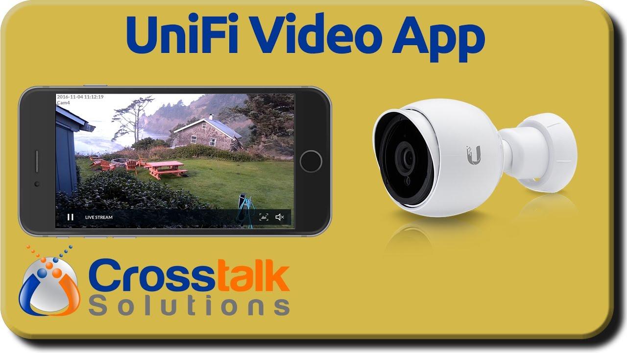 UniFi Video App