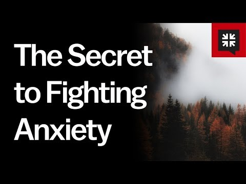 The Secret to Fighting Anxiety // Ask Pastor John