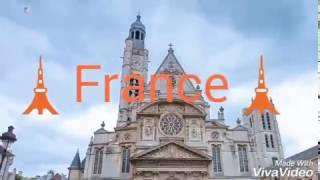 Франция (фильм-рассказ о достопримечательности франции)(, 2016-11-12T15:53:08.000Z)