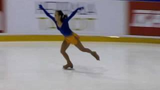 Finlandia Trophy 2009 Ladies SP 04 Fumie SUGURI 村主章枝 検索動画 29
