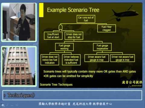 Accident Investigation Scenario Tree Technique 1