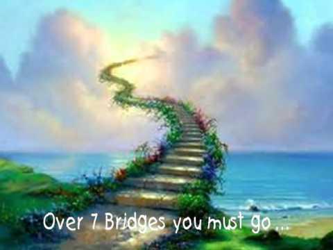 Over seven bridges you must go