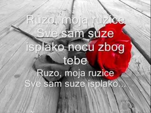 Prljavo Kazaliste - Mojoj Majci (Ruza Hrvatska) Lyrics