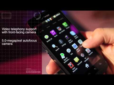 LG Canada CES 2011 LG Revolution 4G smartphone