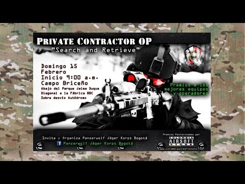 Private Contractor OP