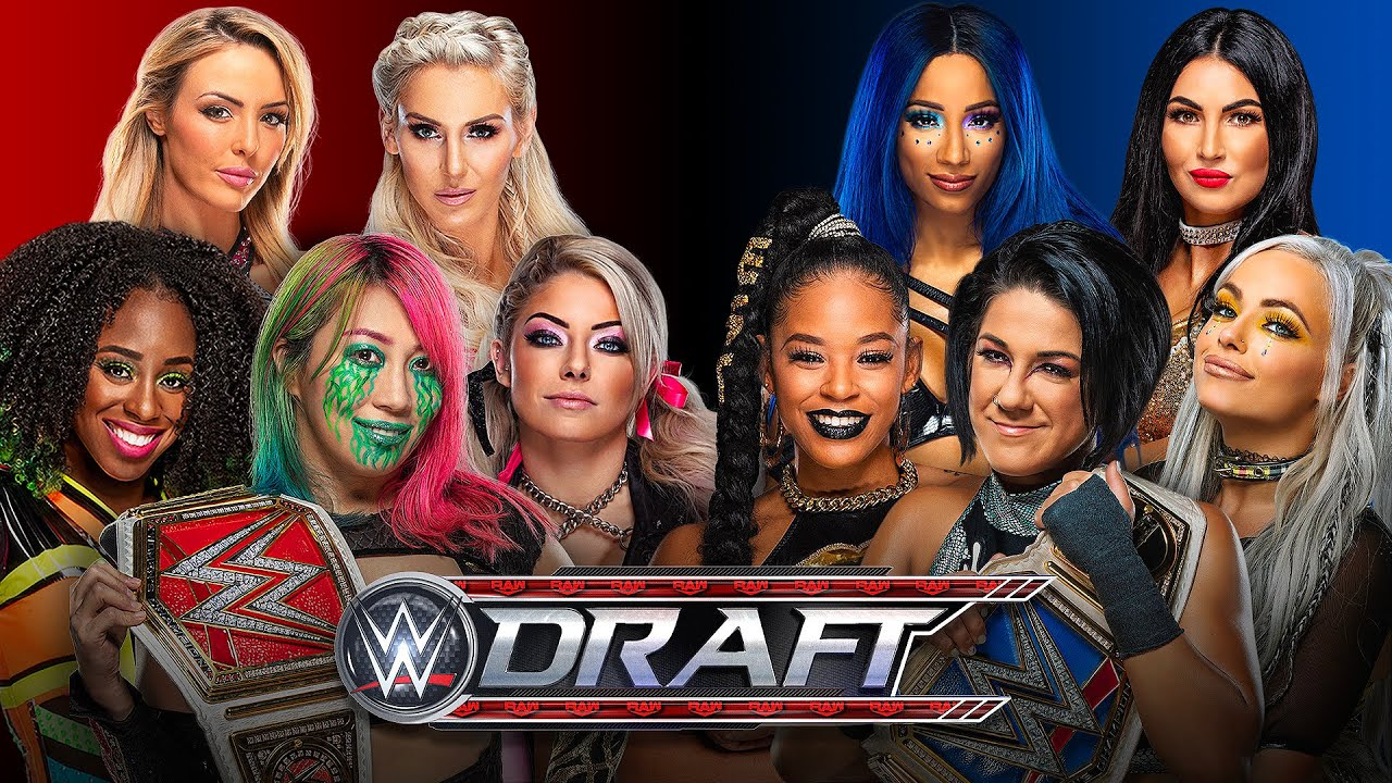 WWE Draft 2020: Winners & Losers in the Women's Division | WWE Draft Week 2020 Review