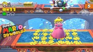 Nintendo Wii U Super Mario 3D World Мир 3 World 3 ...
