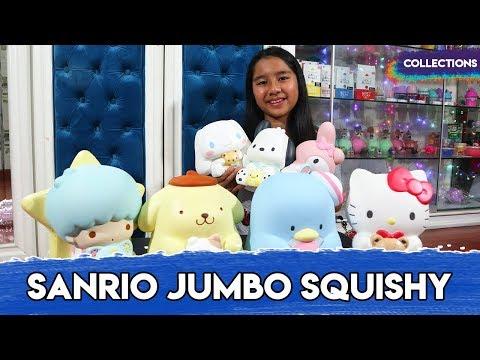 Worth It Ga Sih?! | Sanrio Jumbo Squishy