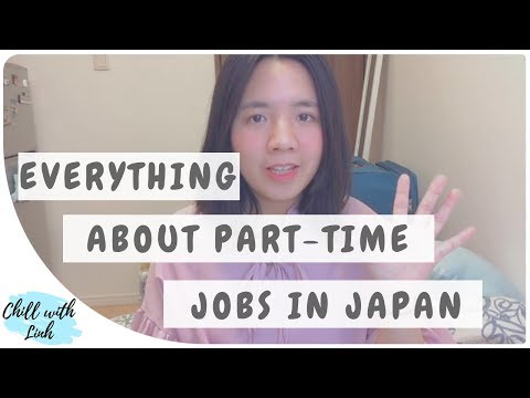 How To Find Part-time Jobs In Japan For Foreigners & My Experience Working In Japan
