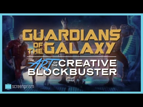 Guardians of the Galaxy: The Art of the Creative Blockbuster
