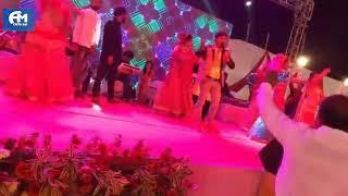 Aakash मिश्रा का रंगारंग कार्यक्रम धडकेला तोहरे नामे करेजावा Bhojpuri New Stage Show 2019