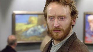 Vincent Van Gogh Visits his own Gallery | Vincent And The Doctor | Doctor Who