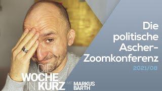 Markus Barth – Die politische Ascher-Zoomkonferenz
