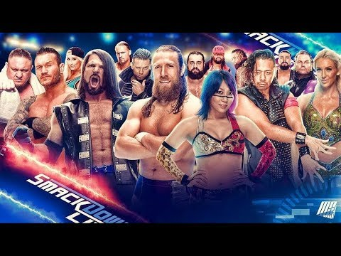 Smackdown SUPERA a RAW