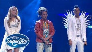 DSDS 2016 - Alle Auftritte aus dem Finale vom 07.05.2016 - Gewinner: Prince Damien