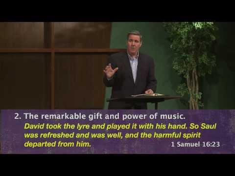 """Sermon: """"Soothe My Troubled Heart: The Subtle Power of Bad Advice"""""""