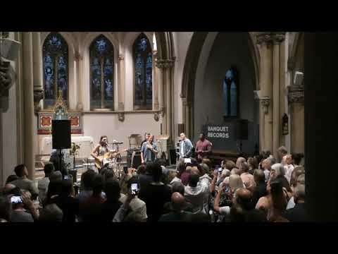 Teskey Brothers - Hold Me - at St John's Church, Kingston