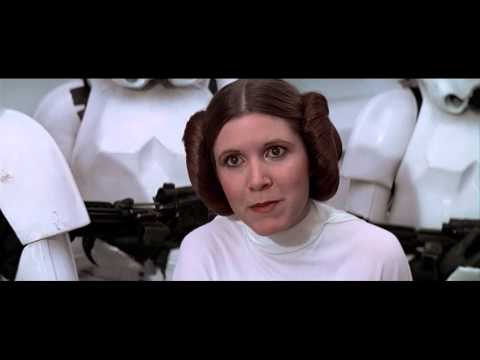 Star Wars A new hope 1977 primer audio latino sampler