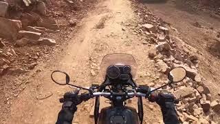 Off-Roading in Jaipur on Royal Enfield Himalayan Sleet