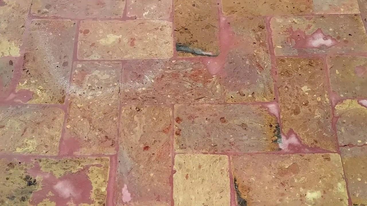 Beautiful Clay Bricks Floor In Al Fateh