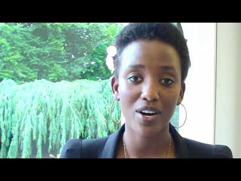 Grace Muhimpundu, Master in Development Studies