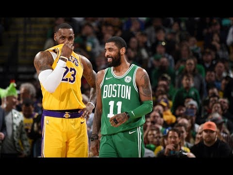 Lebron James and Kyrie Irving~