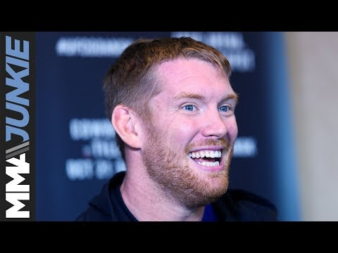 Sam Alvey full pre-UFC Fight Night 118 interview