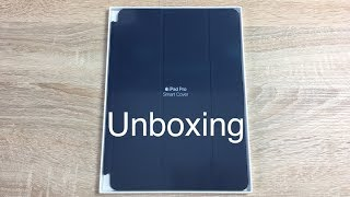 iPad Pro 10.5 Smart Cover Unboxing