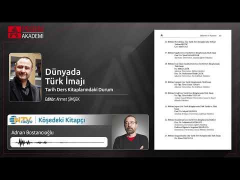 Dünyada Türk İmajı - Tarih Ders Kitaplarındaki Durum