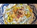 Borani Esfenaaj - Persian Spinach, Walnut & Garlic Yoghurt Dish