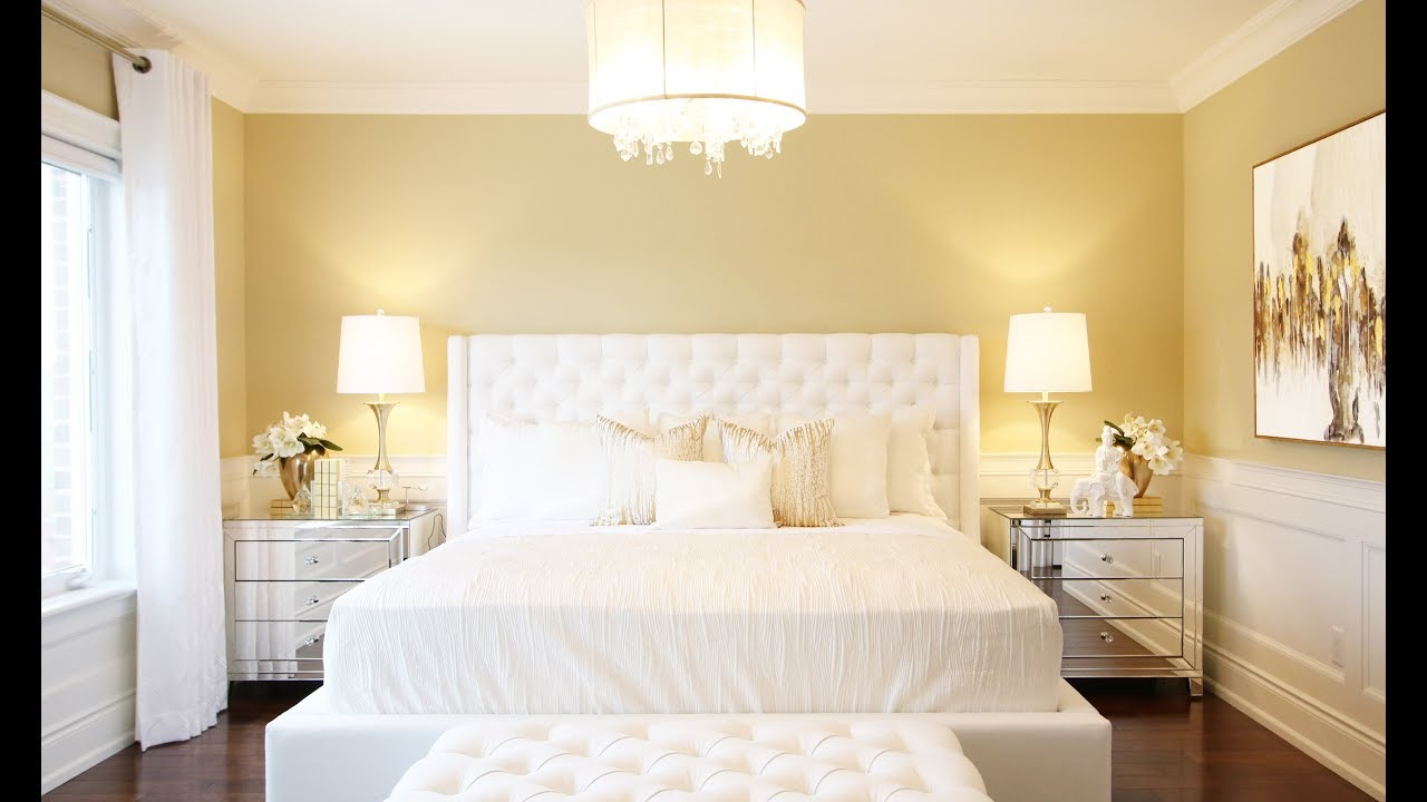 interior designing of bedroom. Bedroom Makeover  Kimmberly Capone Interior Design YouTube