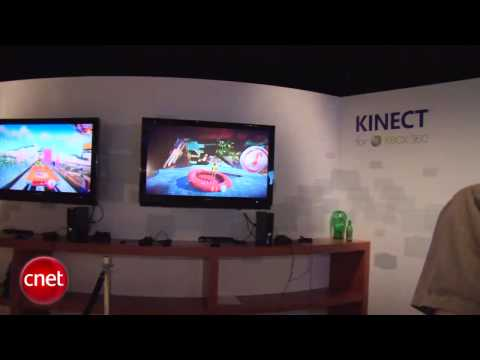 First Look: Microsoft Kinect For Xbox 360
