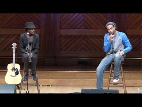 K'naan and Sol Guy: Millennium Campus Conference 2011