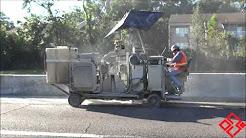 Matthews Bridge Curb Sawing (Jacksonville, FL) [Concrete Cutting & Breaking Co]