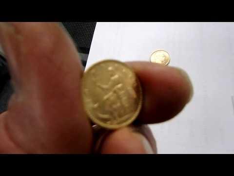 Danish Kroner Gold Coin
