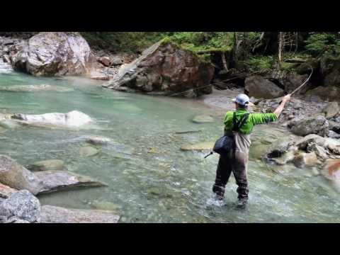 Flyfishing Swiss Alps - Switzerland