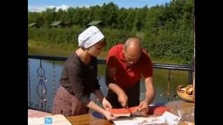 рыба Чавыча и ее приготовление, видео