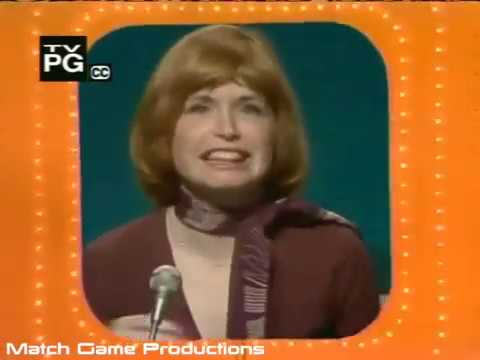 Match Game 76 (Episode 638) (Bill Datsons Wheel of Fortune?) (Gene Lays Down)