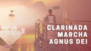 💐Entrada Noiva | Clarinada+Marcha+Agnus Dei | Cantora | Música casamento BH | Orquestra Casamento