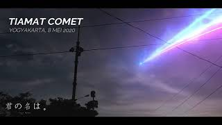 Download lagu After Effect Tiamat Comet || KIMI NO NAWA 『君の名は。』