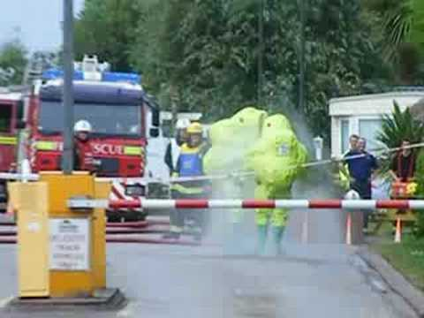 Chemical Alert At Home Farm Burnham On Sea