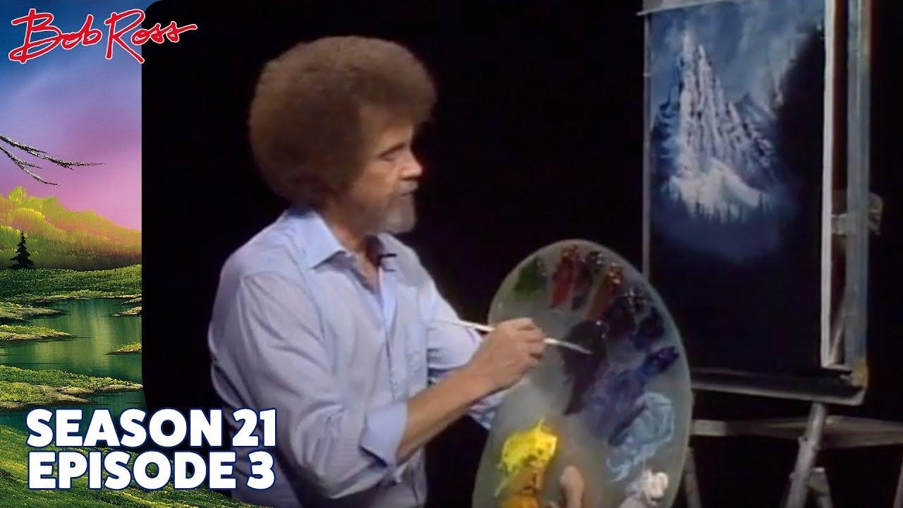 Download Bob Ross - Royal Majesty (Season 21 Episode 3)