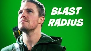 Arrow Season 2 Episode 10 Review - Blast Radius