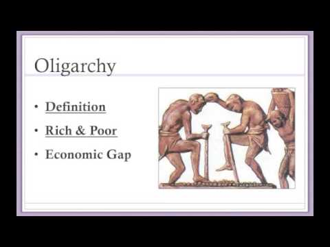 Rise of Democracy- Government in Ancient Greece