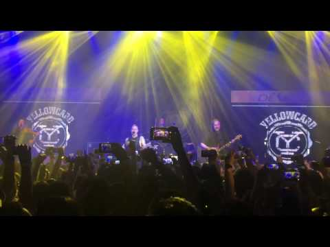 Yellowcard  The Final Tour 2017  Only One  Live in Manila