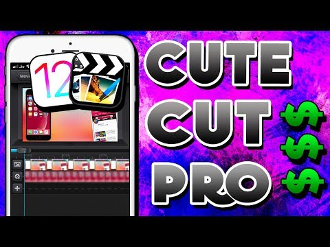 How To GET CUTE CUT PRO FREE iOS 12/11/10 No Jailbreak iPhone iPad & iPod Touch [2019]